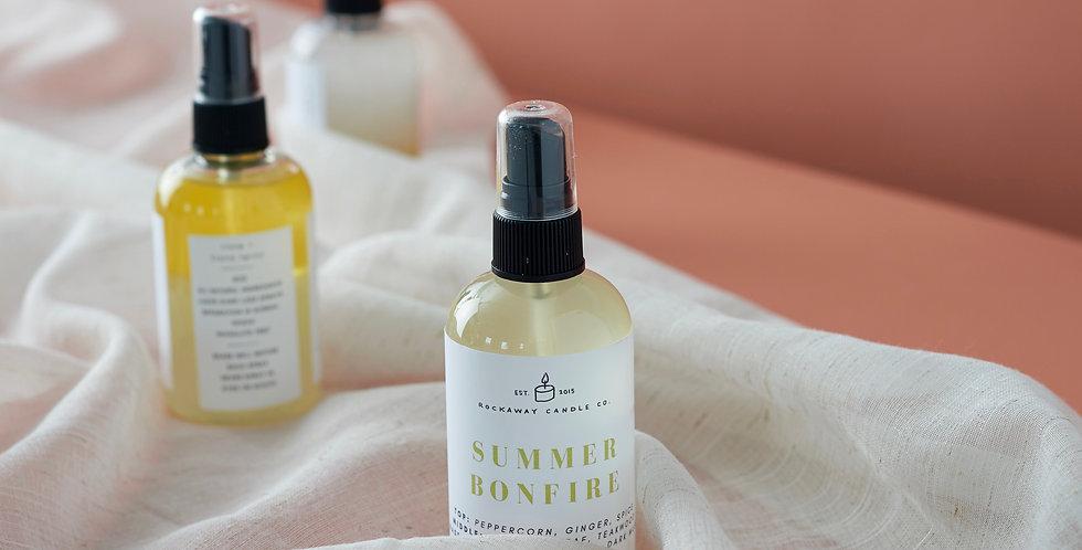Summer Bonfire Room + Linen Spray