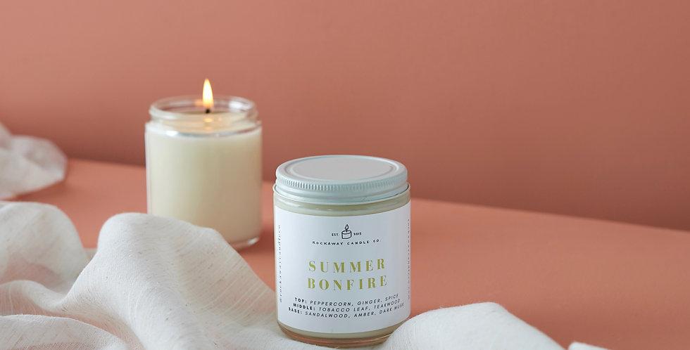 Summer Bonfire Soy Candle