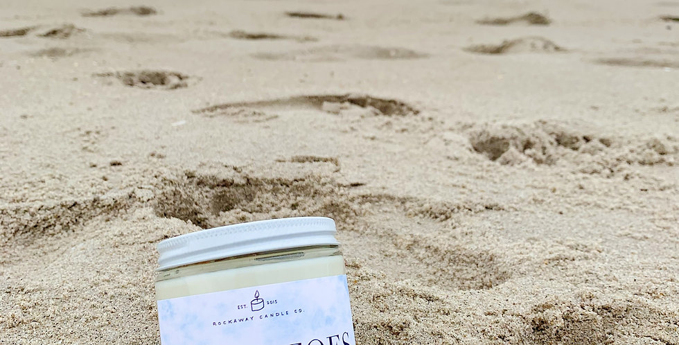 Sandy Toes Soy Candle