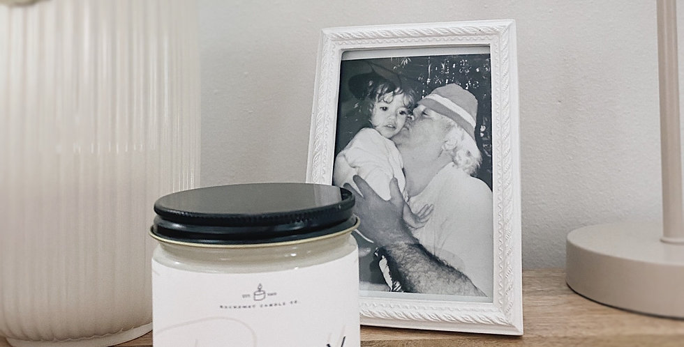 Poppy Soy Candle