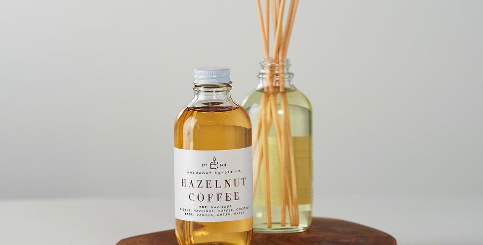 Hazelnut Coffee Reed Diffuser