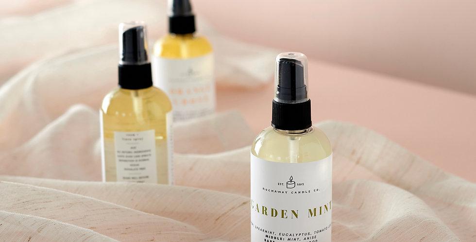 Garden Mint Room + Linen Spray