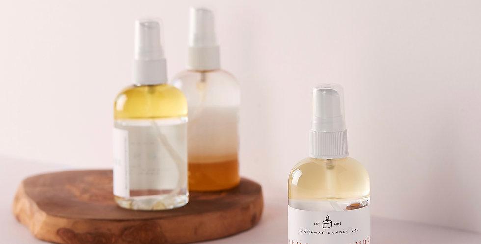 Oakmoss + Amber Room + Linen Spray