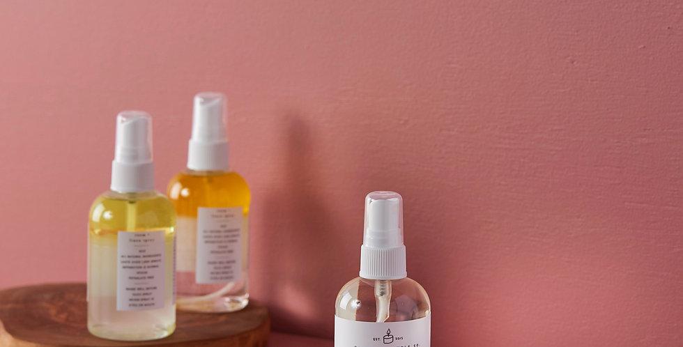 Lemon + Black Currant Room + Linen Spray