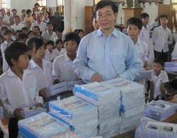Vietnam Nord distribution de livres