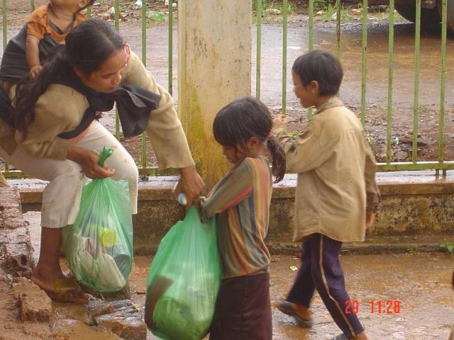 sud vietnam enfants des rues 2