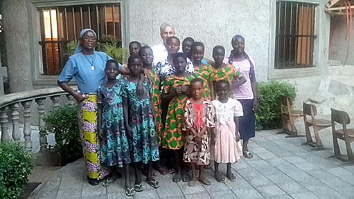 TOGO Lomé photogroupe jeunes filles