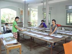 VIetnam Centre apprentissage enfants han