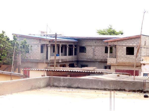TOGO Lomé foyer d'accueil  1ère tranche.