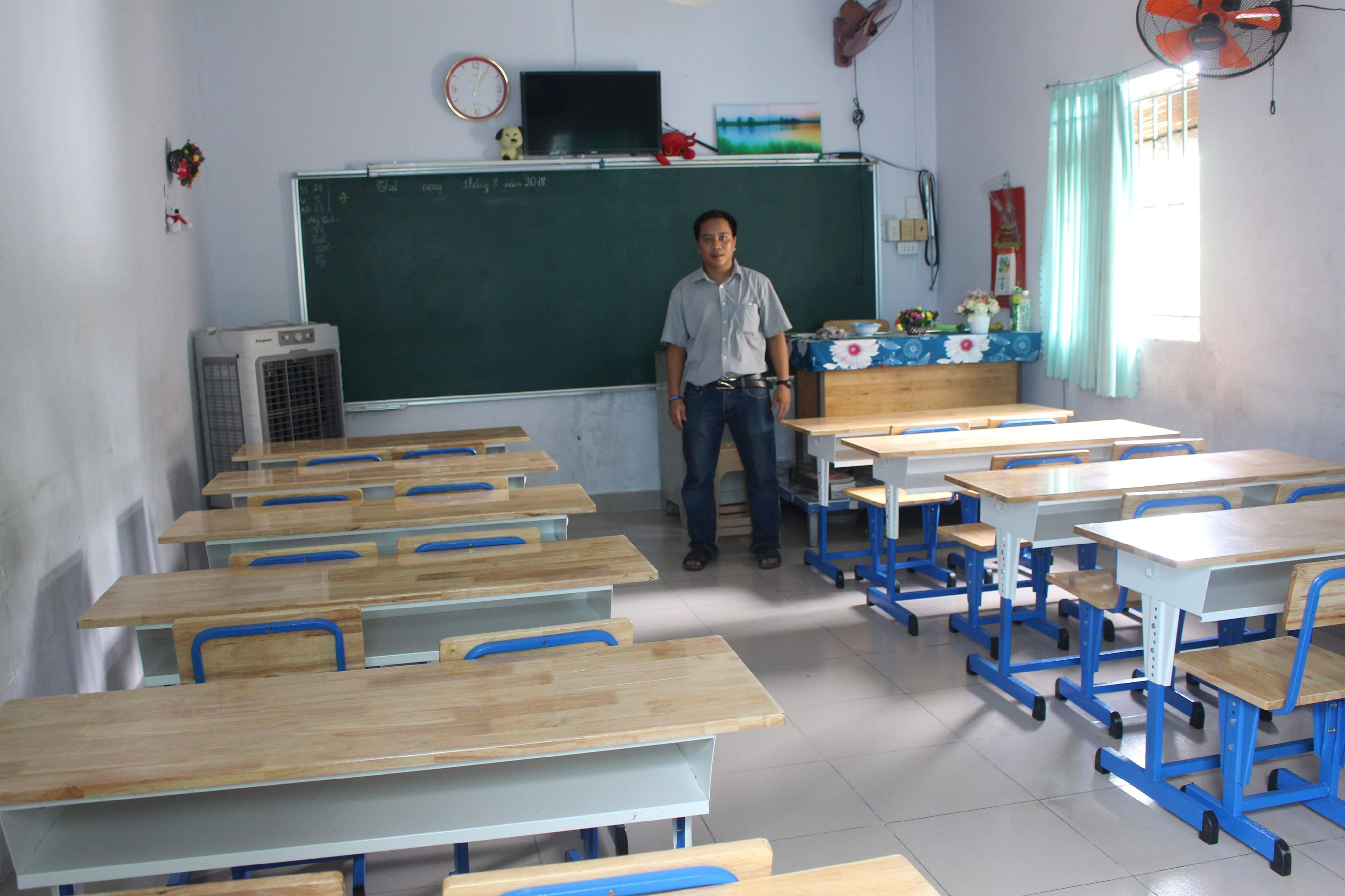 Salle de classe 4