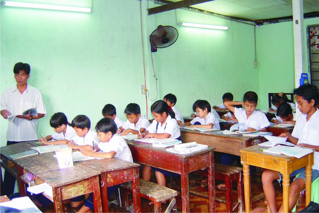 sud vietnam classes d'affection
