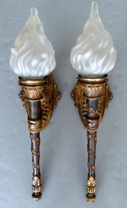 Flame Sconces 004-001