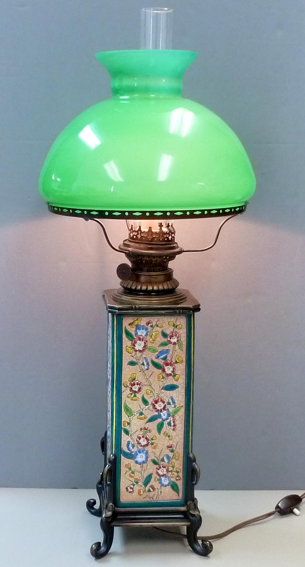 Longwy Lamp 031-001