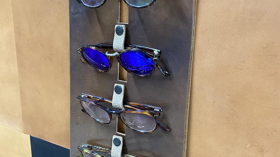 Brillen Wandhalterung - 3 Farben zur Auswahl