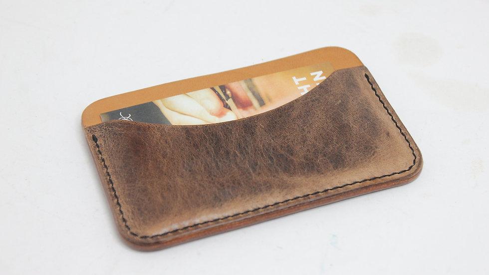 nr.2 Kartenetui - Minimalistischer Geldbeutel