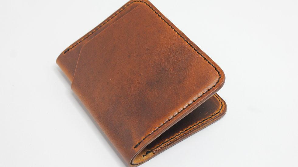 MK Slim Wallet - London Pull Up Leder