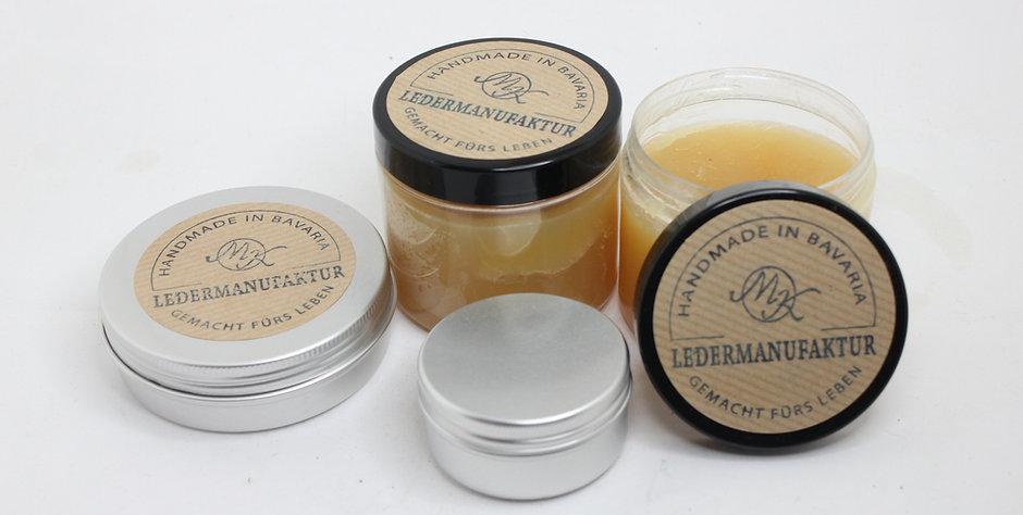MK Lederbalsam - eigene Herstellung 100ml / 200ml