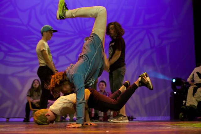 Hip-Hop Break Dance / Street Dance