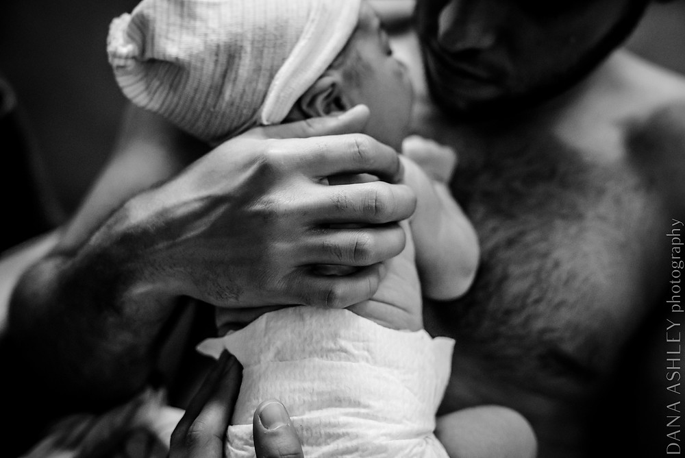 Durham birth photographer/ NC Newborn photography / Raleigh Birth Photography
