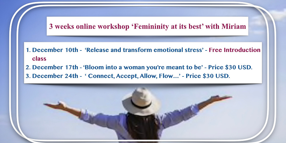 'Release and transform emotional stress'