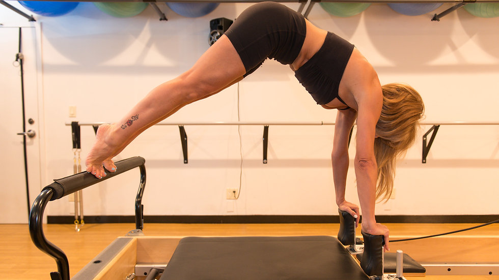 5 Pack Reformer Group Classes
