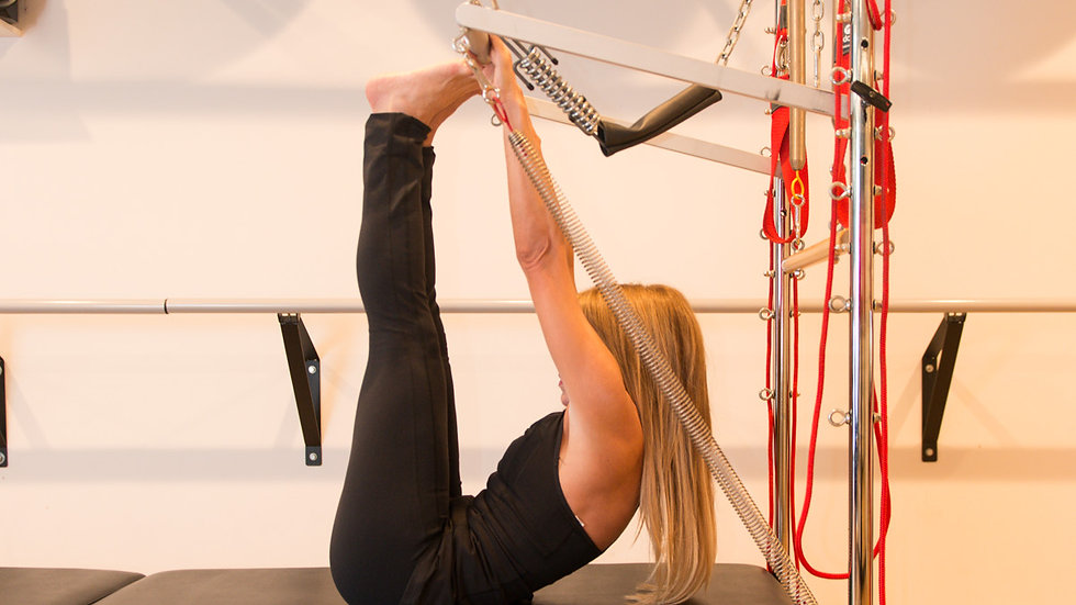 10 Pack Duets Reformer/Tower (per person per session)