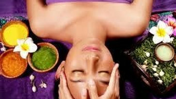 Migraine Healing Massage with Essential Oils