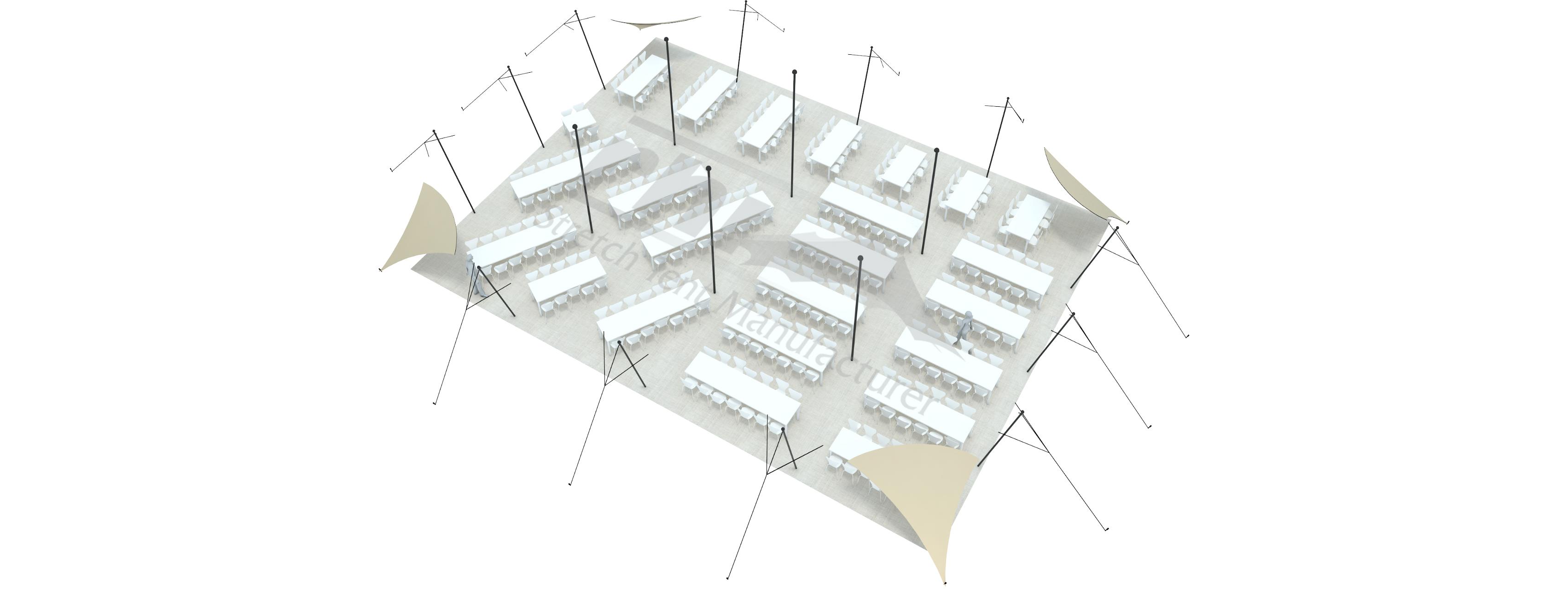 Aménagement-Table-Rectangulaire