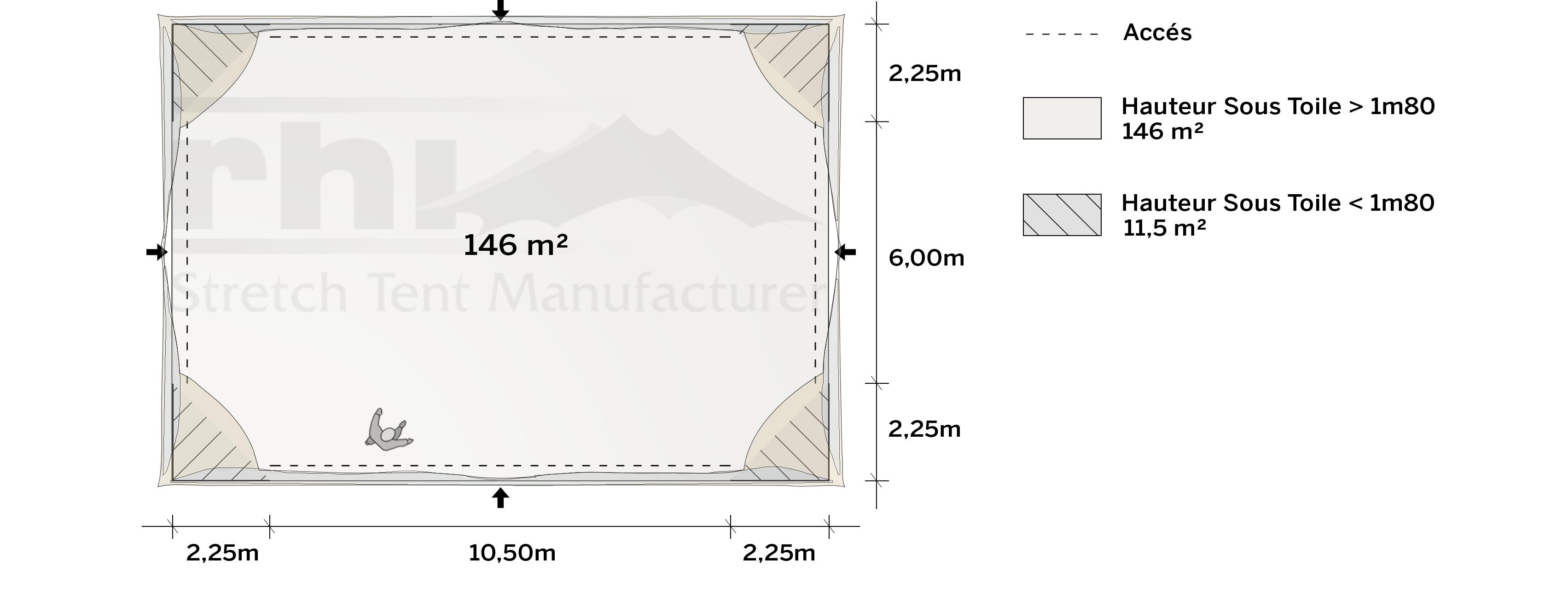 Surface-2-portes-10.5-m-2-portes-15-m