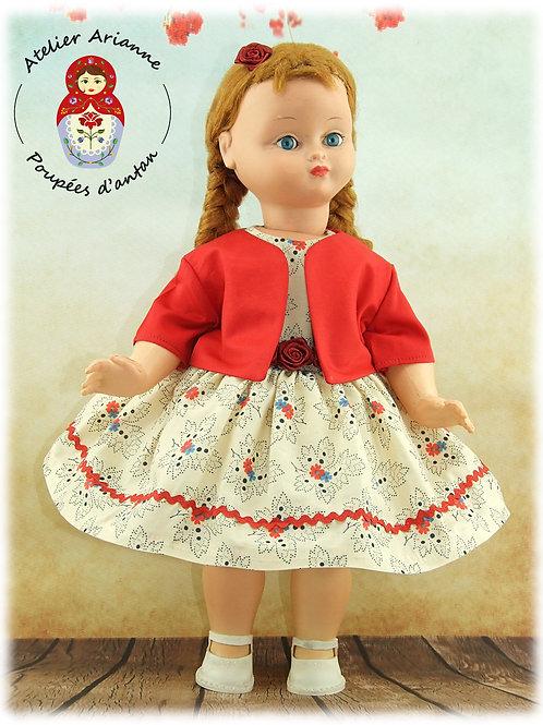 Maria VESTE Tenue pour poupée Bella 38 cm