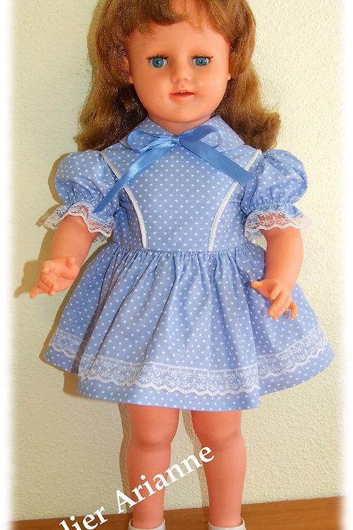 Tenue Thelma pour poupée GéGé, Raynal, Bella et autres de 50-53cm