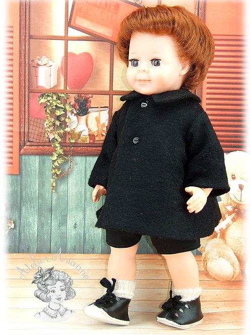 Novembre 1965-Tenue pour poupée Jean-Michel de Modes et Travaux