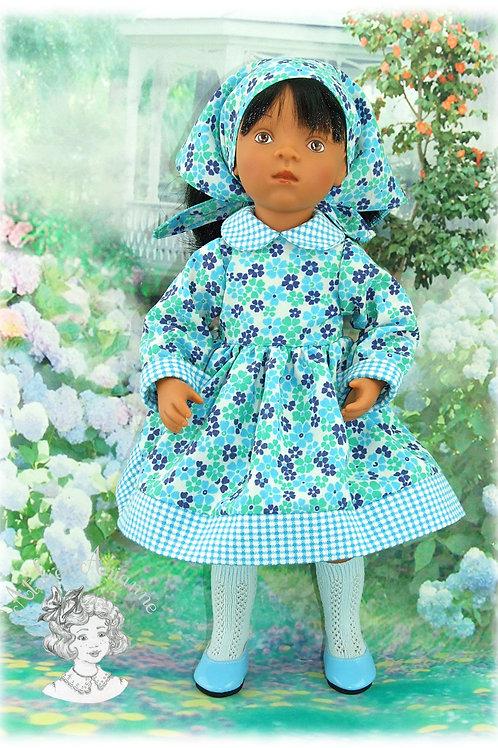 Lorrène-tenue pour poupées Minouche, Chérie de Corolle et Paola Reina de 33 cm