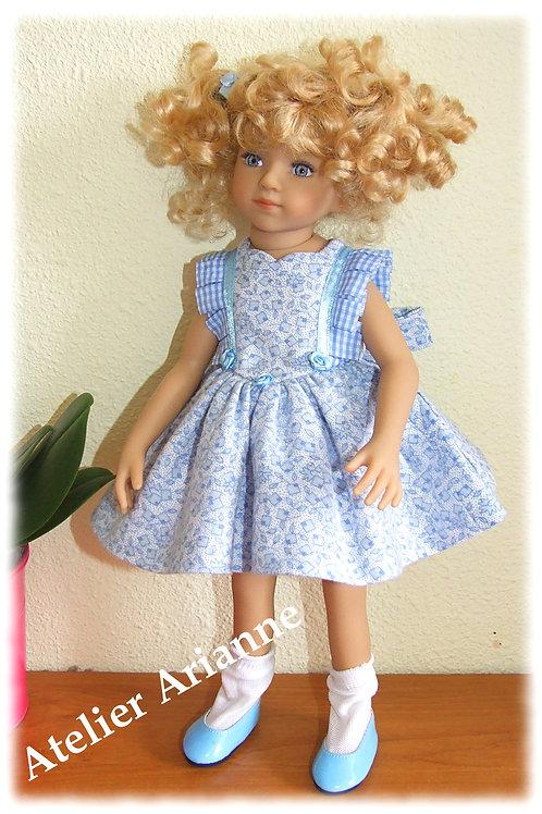 Tenue Jade pour poupées Corolle, Paola Reina, Minouche 33 cm