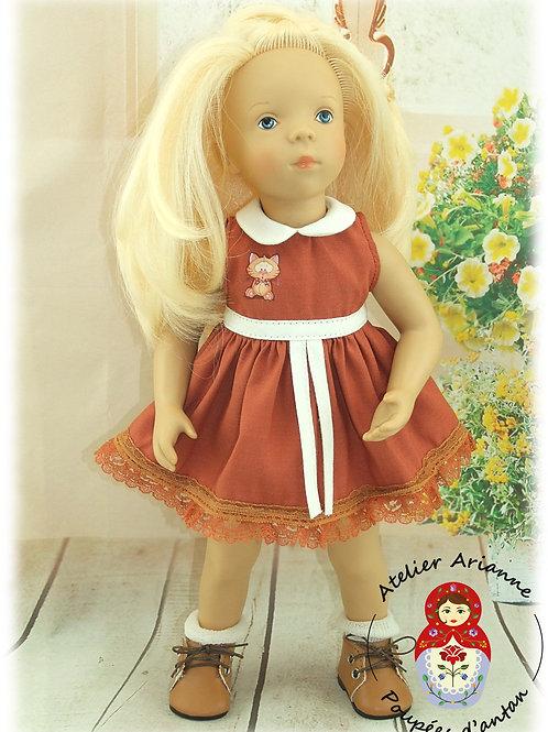 Mya - Tenue pour poupée Minouche