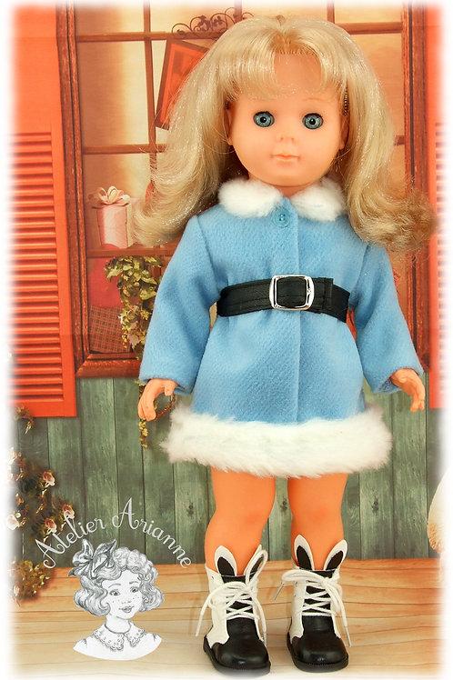 Béa la tenue pour poupées Modes et Travaux