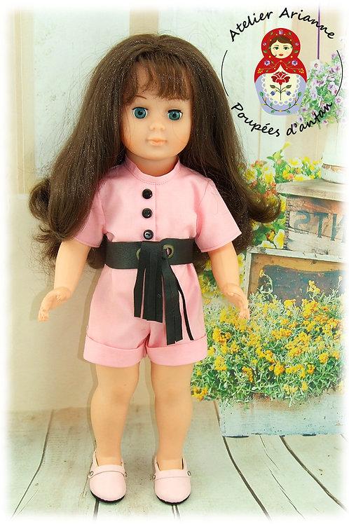 Tenue pour poupée Marie-Françoise Juin 1971