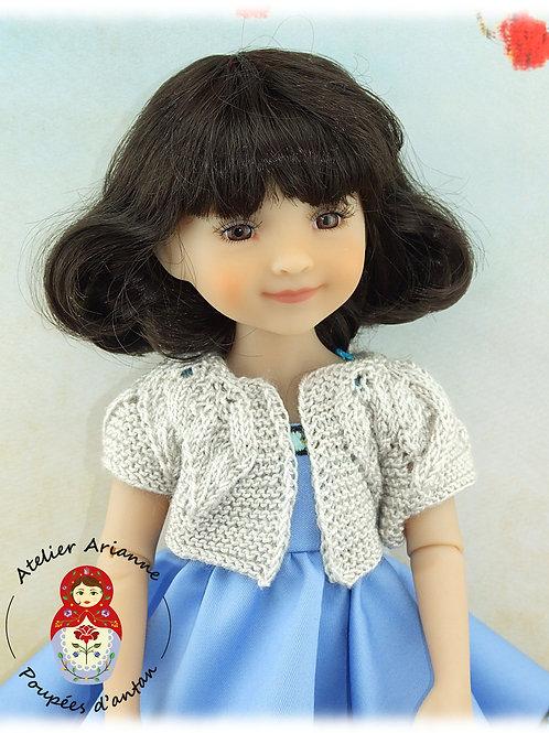 Gilet Jade -Tenue pour poupée Ruby Red, Vidal, Nancy Famosa ancienne