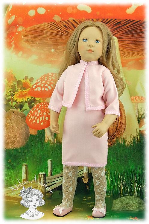 Elia-Tenue pour poupées Cathie de Bella et Finouche