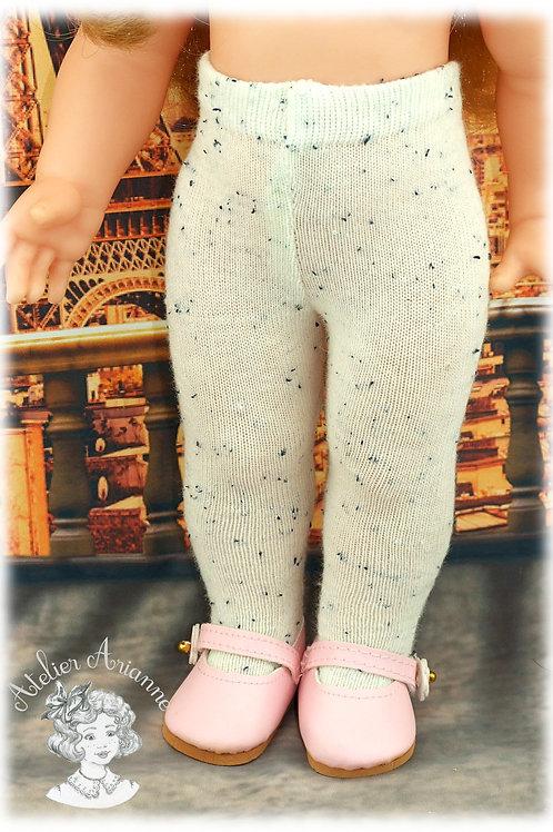 Nr 8 Collant en jersey pour poupées de Modes et Travaux , Kattie de Raynal