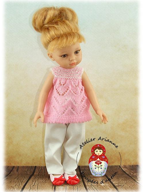 ADRIANA gilet pour poupée Paola Reina