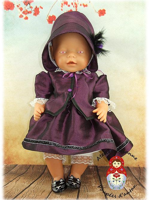 Mars 1955 Tenue pour poupée Baby Born