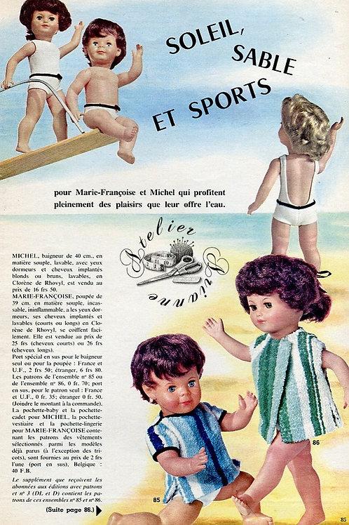 Page Modes et Travaux Juillet 1966