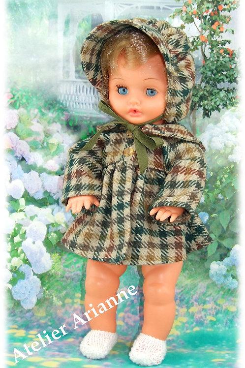 Tenue Bettina pour poupées 30 cm