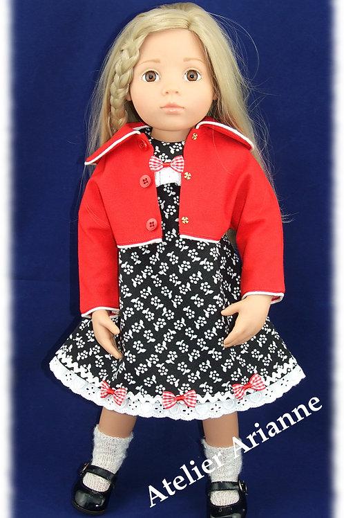 Tenue Bagatelle pour poupées Finouche, Gotz, Journey Girl