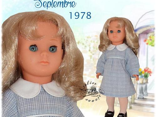 Tenue Françoise ou Marie-Françoise Septembre 1978