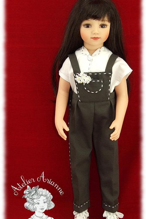 Tenue pour poupée Maru Juin 1952