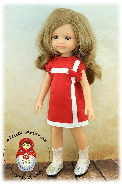 Dolores Tenue pour poupée  Paola Reina