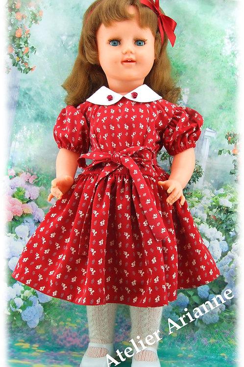 Tenue Lea pour poupée Raynal, Gotz, Journey Girl, Kids, Zwargnase 46-50