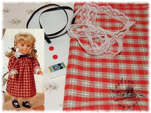 Kit 15 couture Modes et Travaux Françoise Octobre 1979